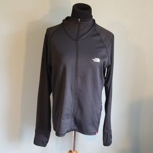 The North Face ladies hoodie size Large